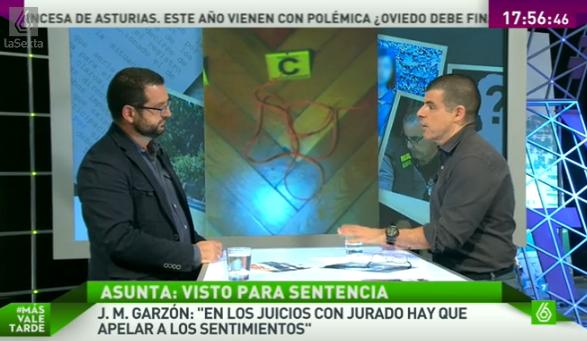 José María Garzón en La Sexta